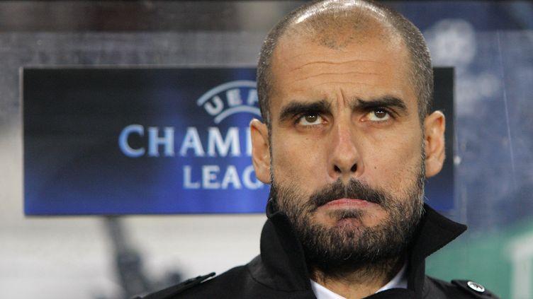 Le nouvel entraîneur de Manchester City, Pep Guardiola (? JOHANNES EISELE / REUTERS / X02434)
