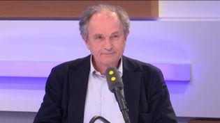 Jean-Paul Hamon, président de la Fédération des médecins de France. (FRANCEINFO / RADIOFRANCE)