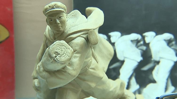 Le Musée Chinois du Quotidien qui acueille une partie de la Collection François Dautresme a ouvert à Lodève dans l'Hérault.  (Culturebox - capture d'écran)