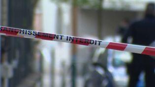 Un homme a ouvert le feu avec une kalashnikov mardi 13 avril à Pantin en Seine-Saint-Denis. Un père de famille et sa petite fille étaient visés. (CAPTURE D'ÉCRAN FRANCE 3)