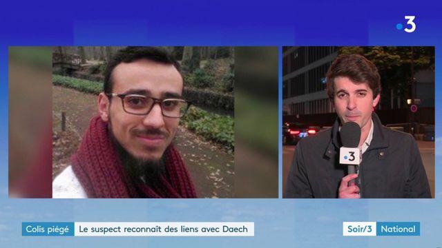 Colis piégé à Lyon : le suspect aurait reconnu des liens avec Daech