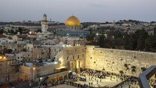 Une vue de Jérusalem.  (Yadid Levy / Robert Harding Premium / AFP)