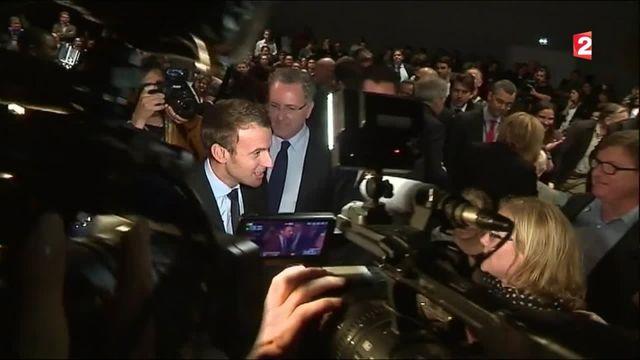 Emmanuel Macron : des attaques au programme
