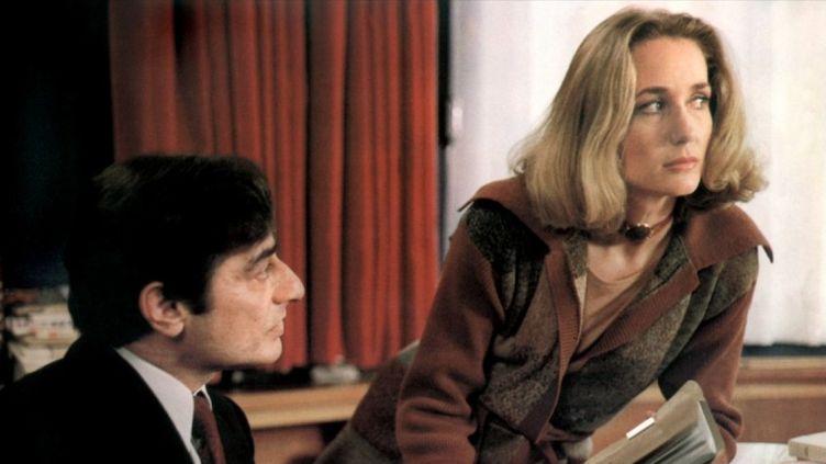 """Brigitte Fossey et Charles Denner dans """"L'homme qui aimait les femmes"""" de François Truffaut - 1977  (Unifrance)"""