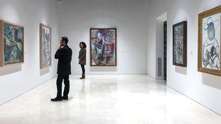 "La ""Nouvelle Collection"" au Musée Picasso de Malaga.  (http://www.museopicassomalaga.org/)"