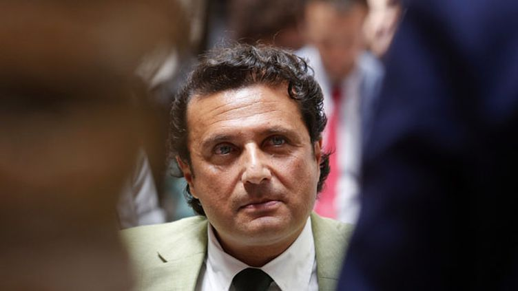(Le parquet a requis 26 ans de prison contre  Francesco Schettino, l'ex-commandant du Costa Concordia ©)