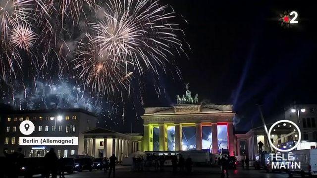 Nouvel An 2019 : les images des célébrations partout dans le monde