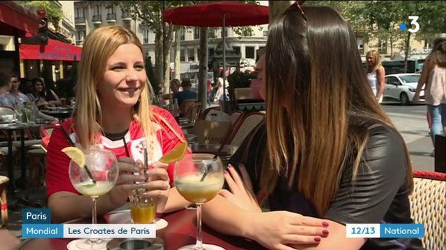 Coupe du monde : les Croates de Paris tous derrière leur pays