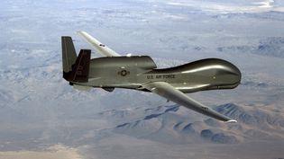 Un drone américain survole l'Iran le 20 juin 2019. (HANDOUT / US AIR FORCE / AFP)
