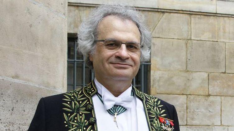 Amin Maalouf, nouveau membre de l'Académie française.  (François Guillot / AFP)