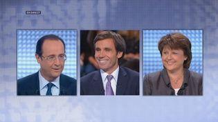 Le débat du 12 octobre (France 2)