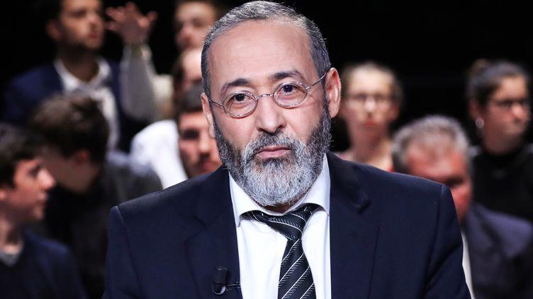 Tarek Oubrou en octobre 2019. (JACQUES DEMARTHON / AFP)