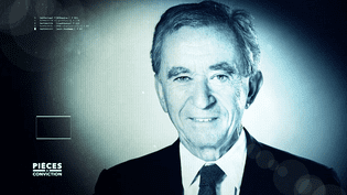 Bernard Arnault (PIECES A CONVICTION/FRANCE 3)
