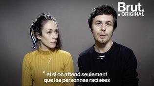 """VIDEO. Dans leur film, ils veulent repenser le slogan """"Black Blanc Beur"""" (BRUT)"""