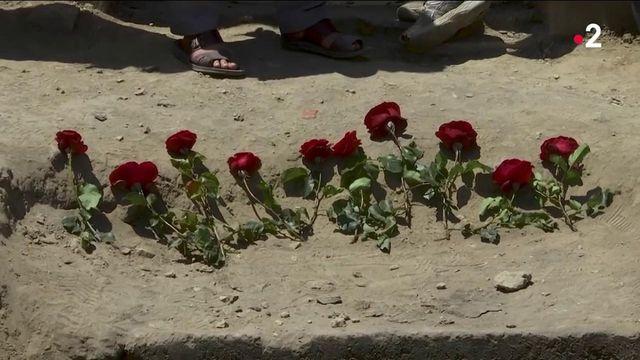 Kaboul : un attentat vise une école de filles, 50 morts