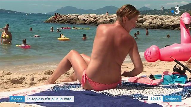 Les Françaises n'osent plus autant le topless