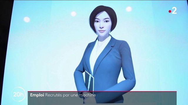 Chine : l'intelligence artificielle au cœur du recrutement