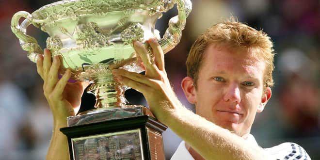 Le Suédois Thomas Johansson a soulevé le premier Majeur de la saison en 2002