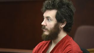 James Holmes, lors de son procès au tribunal de Centennial (Colorado, Etats-Unis), le 12 mars 2013. (REUTERS)