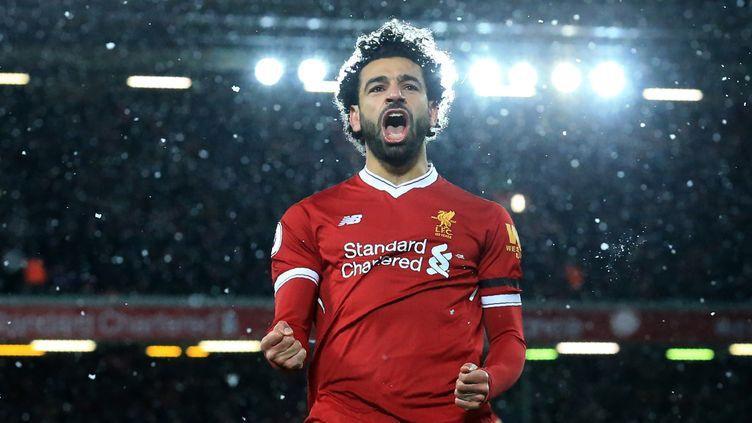 Mohamed Salah (Liverpool) (LINDSEY PARNABY / AFP)