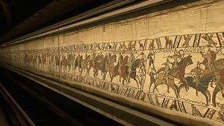 Tapisserie de Bayeux joyau millénaire du patrimoine tissé  (France 3 / Culturebox )