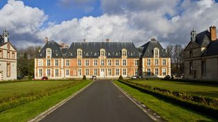 Le château de Grignon, en novembre 2010. (LAURENT BOURCIER / WIKIMEDIA)