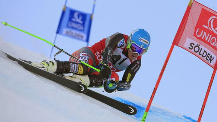 Ted Ligety encore impérial à Solden