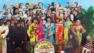 """Aucun album n'est aussi influent dans l'histoire des musiques populaires que """"Sgt Pepper's Lonely Hearts Club Band"""". (DR)"""