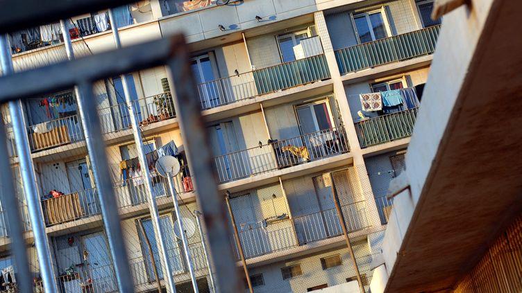 Photo d'illustration du mal-logement. (MAXPPP)