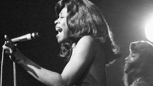 Surnommée la tigresse, la voix de Tina Turner est incomparable. Sa vie n'a pas toujours été facile, mais sur scène, elle a toujours été magique. (CAPTURE ECRAN FRANCE 2)