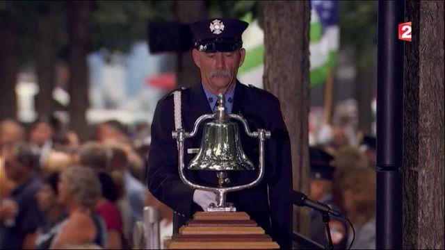 11-septembre : journée de deuil et d'hommage aux États-Unis