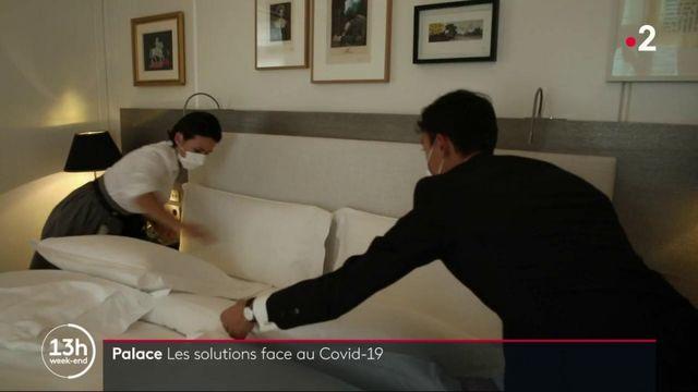 Palaces : les solutions face au Covid-19