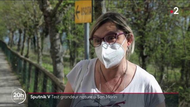 Covid-19 : le vaccin russe Spoutnik V testé à Saint-Marin