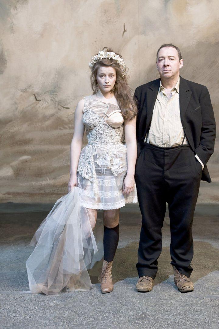 Hervé Pierre est Peer Gynt  (Brigitte Enguérand)
