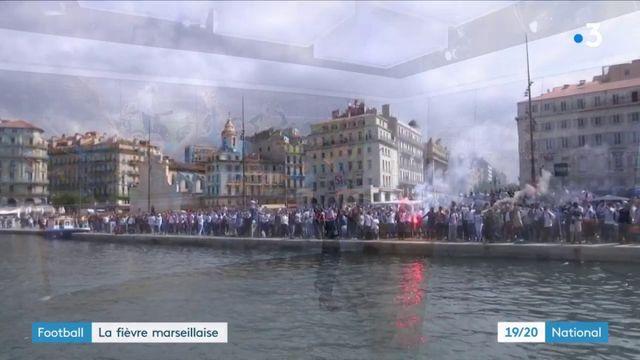 OM - Atlético : les supporters marseillais croient en la victoire