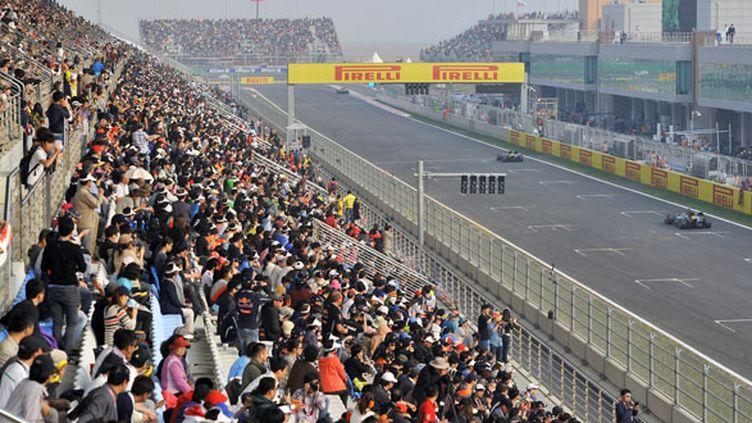 Le Grand Prix de Corée n'aura pas lieu en 2015
