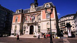 La mairie de Chambéry (Savoie). (GUIZIOU FRANCK / HEMIS.FR / AFP)