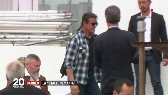 """Festival de Cannes : à 72 ans, Sylvester Stallone rempile pour un nouveau """"Rambo"""""""
