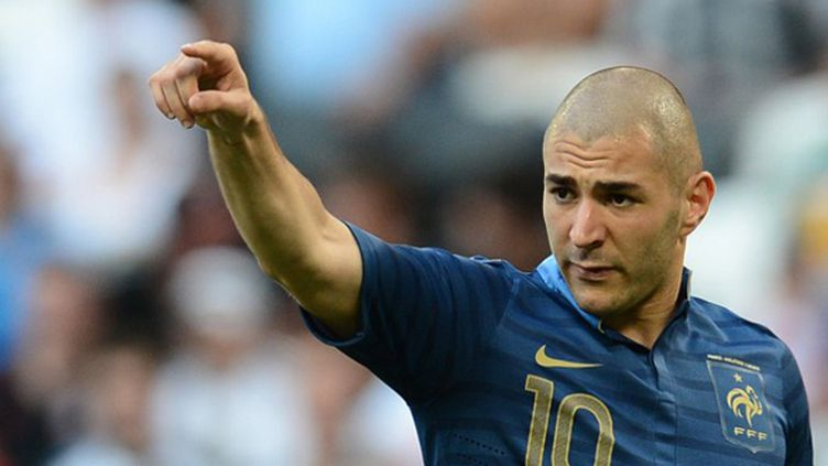Karim Benzema (FRANCK FIFE / AFP)