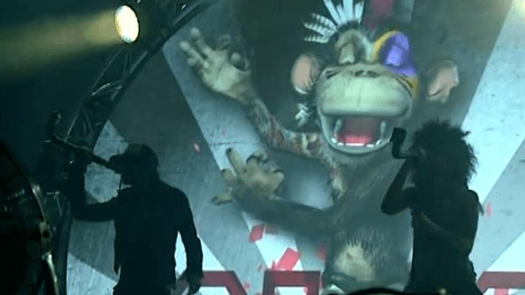 Shaka Ponk en concert au Festival Art Rock  (F3 / Culturebox)