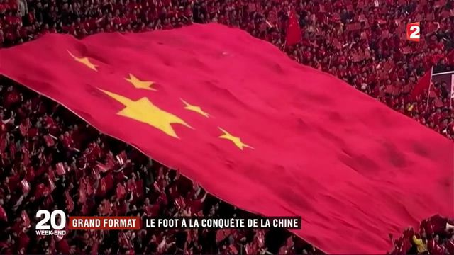 Football : l'ambition chinoise