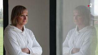 Sandra, une femme d'exception (ENVOYÉ SPÉCIAL  / FRANCE 2)
