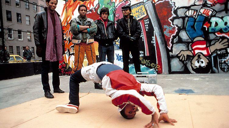 Beat Street de StanLathan avec Robert Taylor, Guy Davis, Leon Grant, Jon Chardiet et Franc Reyes 1984. Collection Everett. (WWW.BRIDGEMANIMAGES.COM)