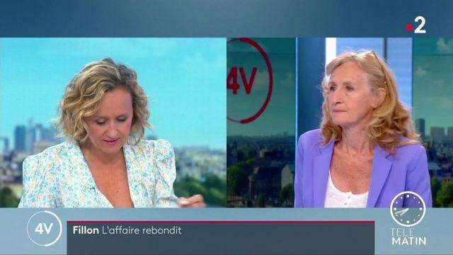 Affaire Fillon: «Sur les affaires individuelles, la justice est indépendante», affirme Nicole Belloubet