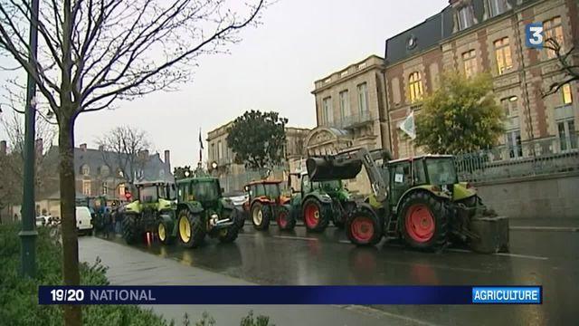 Les éleveurs restent mobilisés