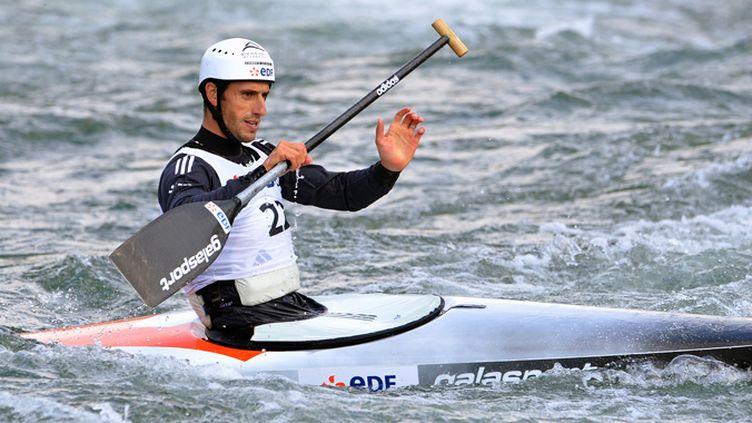 Tony Estanguet, la star du canoë-kayak français
