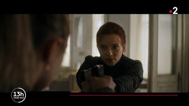 Cinéma : Black Widow débarque sur les écrans avec Scarlett Johansson