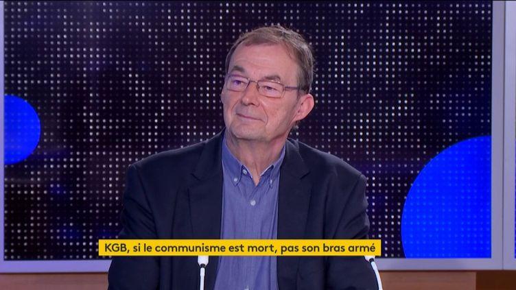 Bernard Lecomte (FRANCEINFO)