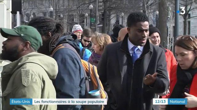 Etats-Unis : 800 000 fonctionnaires attendent d'être payés