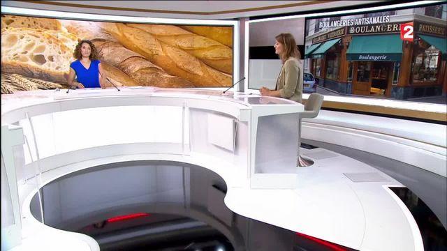 Consommation : de moins en moins de boulangers en France